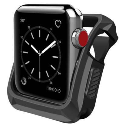 Apple Watch Case 42mm, Wolait Rugged Protective iWatch Case Cover for Apple Watch Series 3/2/1 1